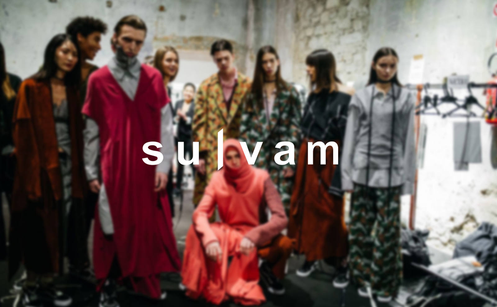 17AW sulvam LOOK (JAPAN)