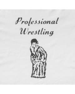 Professional Wrestling designed by Tomoo Gokita